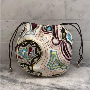 Emilio Pucci Round Bag